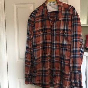 Lucky Brand Cotton/Flannel shirt